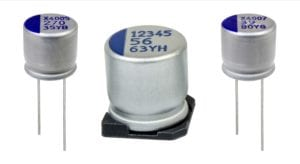 Samwha Electric's Polymer Hybrid Capacitors VS Other Capacitor Types