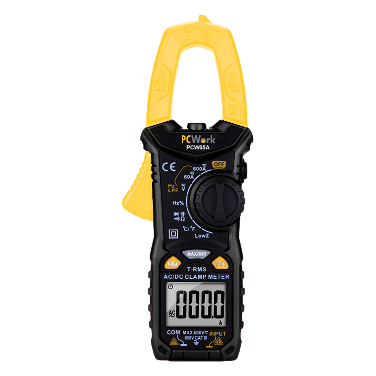 pcw05a digital clamp meter product picture